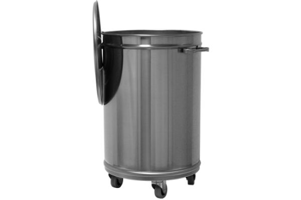 Dustbin with cover